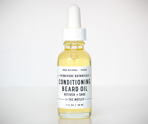 Herbivore Botanicals Conditioning Beard Oil