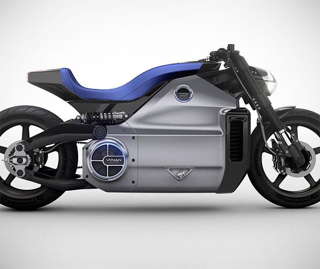 Voxan Wattman Motorcycle