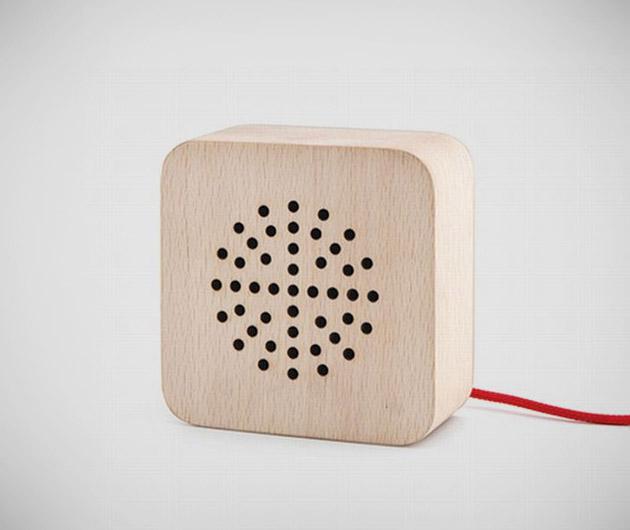 wood-speaker