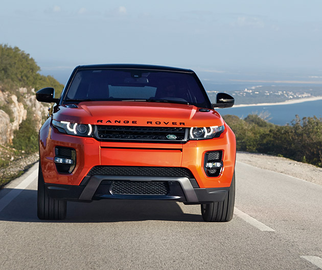 2015 Limited Edition Range Rover Evoque