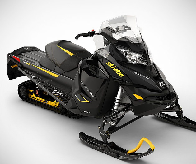 Ski-Doo Renegade Adrenaline Crossover Snowmobile
