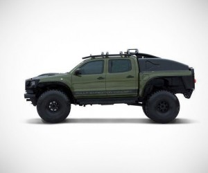 Toyota Tacoma Polar Expedition