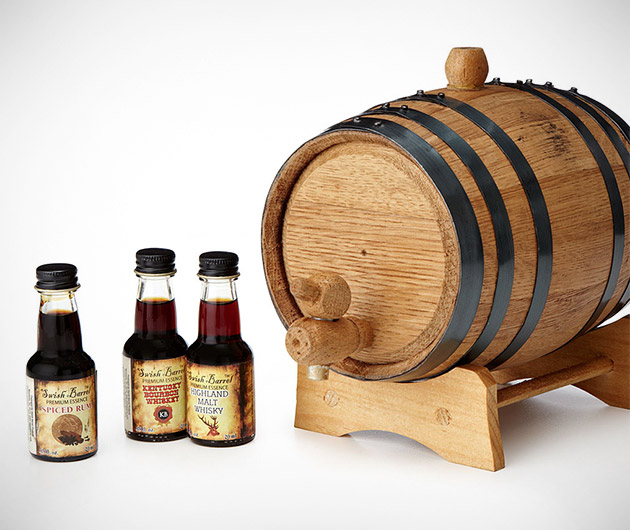 Make Your Own Whiskey & Rum Kit