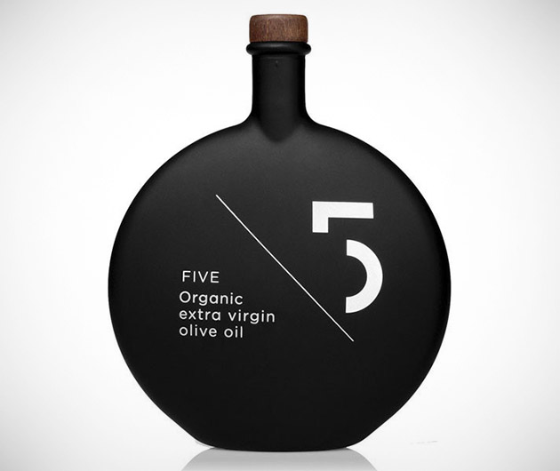 5 Organic Olive Oil
