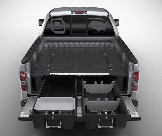 How To Buy A Pickup With Storage Bed