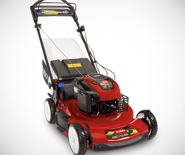 Toro SmartStow Mower