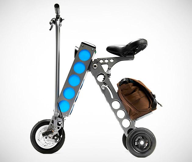 Urb-E Scooter