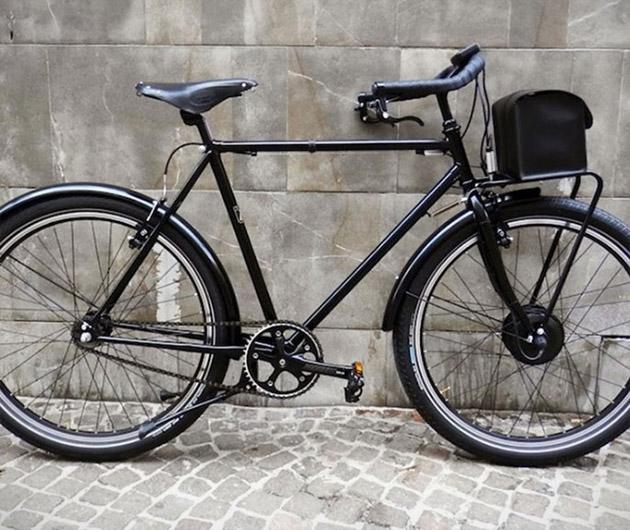 Velorapida Vintage Electric Bicycles