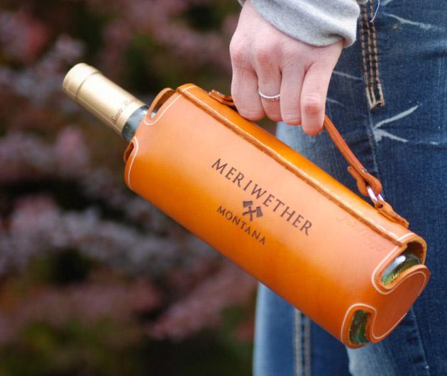 Meriwether Montana Wine Carrier