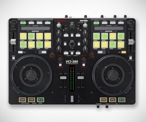 Vestax VCI DJ MIDI Controller