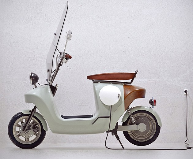 Be.e Electric Scooter