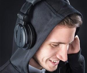 Betabrand Audio Engineer Hoodie