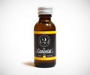 Canoeist Beard Oil
