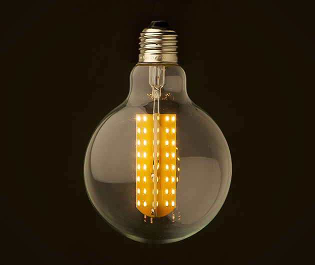 edison led light bulbs gearculture. Black Bedroom Furniture Sets. Home Design Ideas