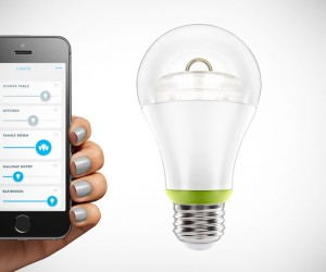 GE Link LED Light Bulb