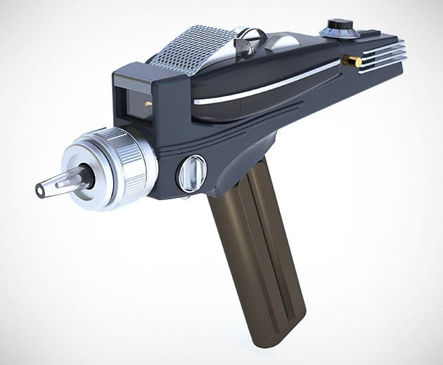 Star Trek Phaser Universal Remote
