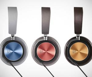 B&O PLAY BeoPlay H6 Fall 2014 Headphones