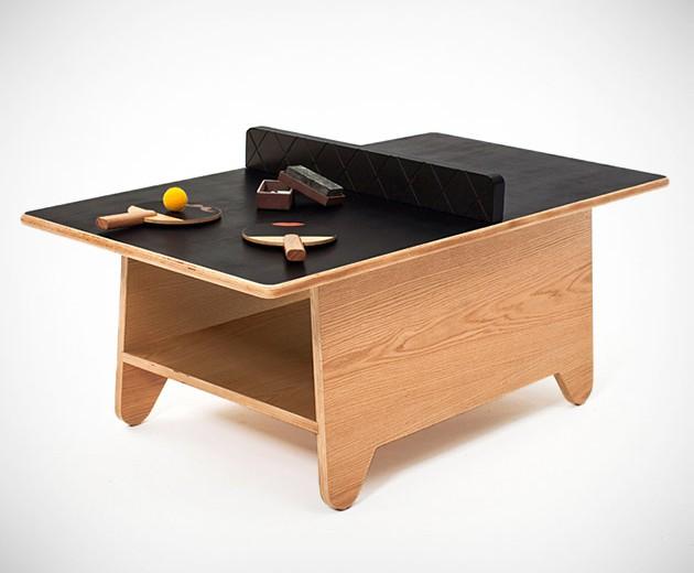 Huzi Ping Pong Table
