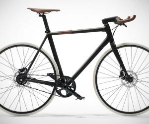 Le Flaneur d'Hermes Carbon Fiber Bicycle
