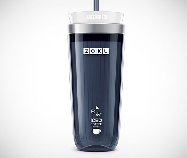 Zoku Iced Coffee Maker Instructions : Zoku Iced Coffee Maker GearCulture
