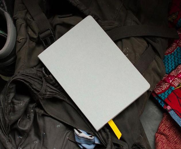 Confidant Notebook