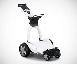 Stewart X9 Follow Golf Trolley