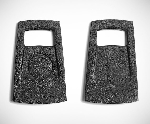 Cast Iron Bottle Opener