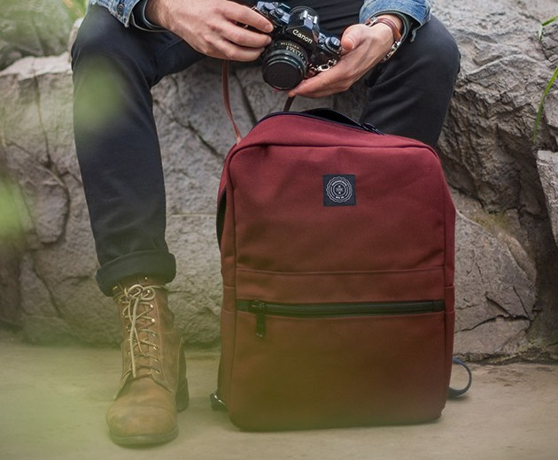 Field Athletic Minimalist Backpack