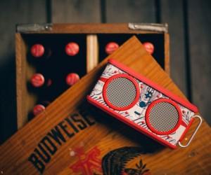 Skullcandy x Budweiser Air Raid