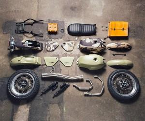 Moto Guzzi Custom Kit