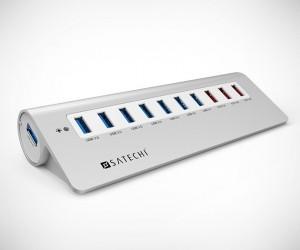 Satechi 10 Port USB Hub