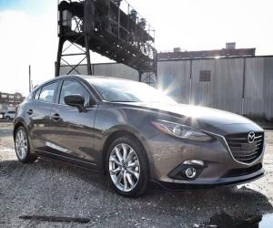 2015 Mazda3 Grand Touring
