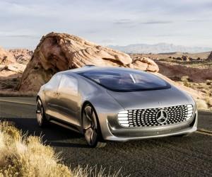 Mercedes-Benz F105 Autonomous Concept