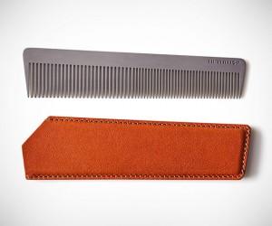 Octovo Titanium Comb