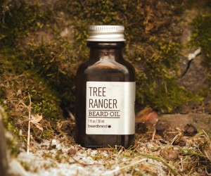 BeardBrand Tree Range Beard Oil