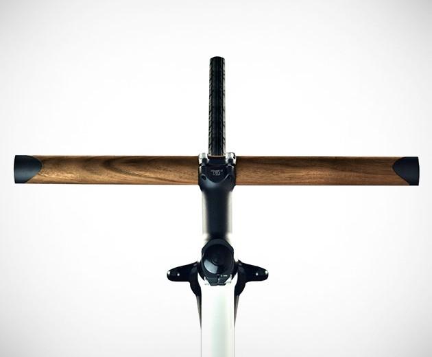 Lenkr V1 Wooden Bike Handlebar