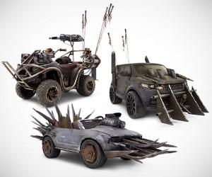 Mad Max Power Wheels