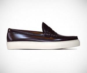 Oak Street Bootmakers Margom Beefroll Loafers