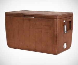 Leather Coleman Coolers