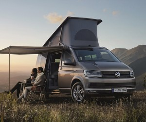 2016 VW California Camper Van