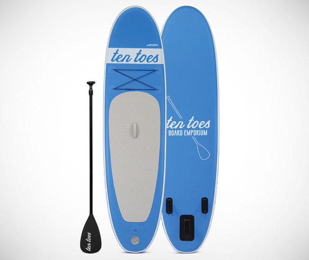 Ten Toes Inflatable Standup Paddle Board Gearculture