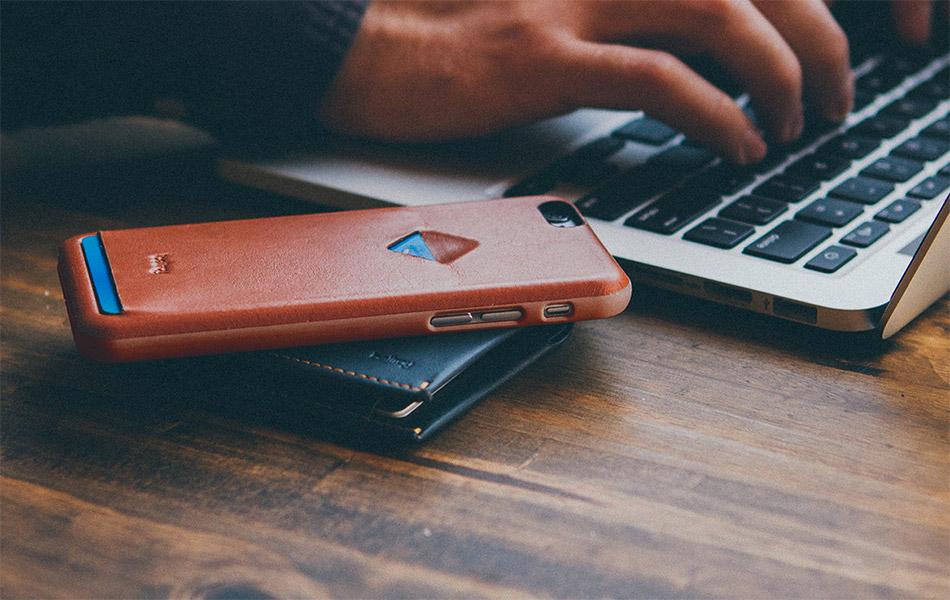Bellroy Card Phone Case