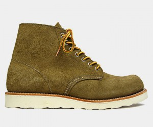 Stag x Red Wing Exclusive Round Toe