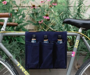 United by Blue x Yards Brewing Co Bike Beer Carrier