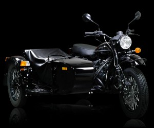 Ural Dark Force Motorcycle