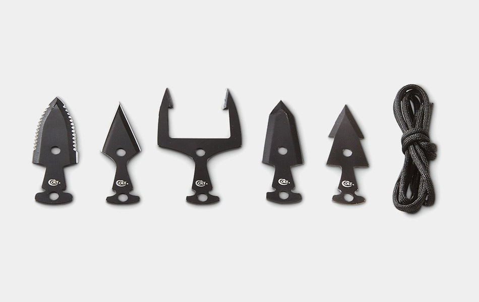 Colt SPEAR Tactical Arrowheads