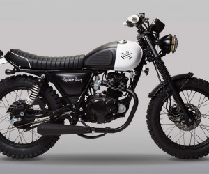 LDN Born Mutt Motorcycle