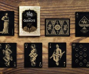 Don Quixote Playing Cards
