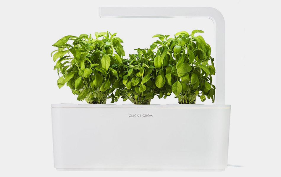 Click Grow Smart Herb Garden Gearculture