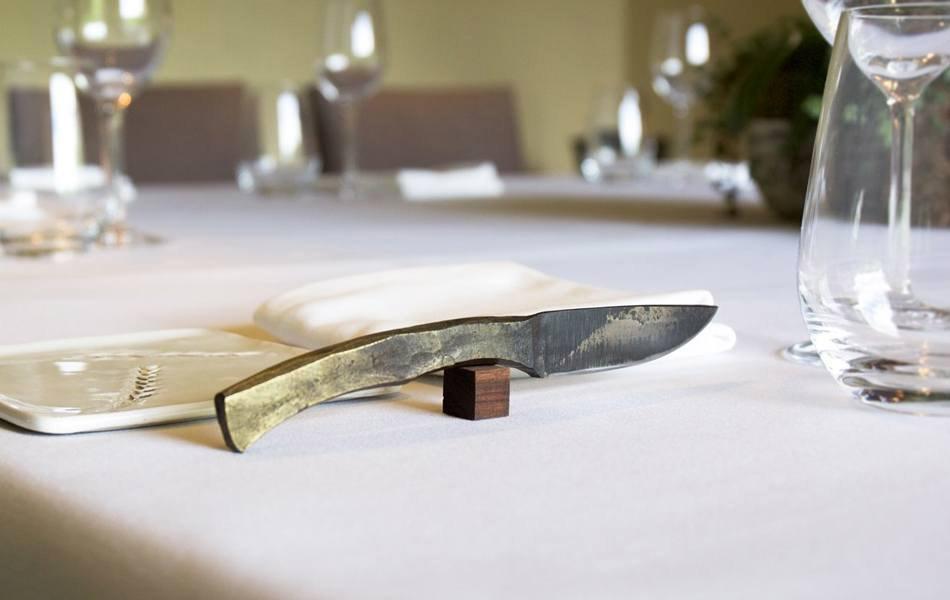 Blue Hill Steel Handmade Knives